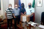 Crotone, associazione di volontariato dona 600 mascherine alla casa circondariale