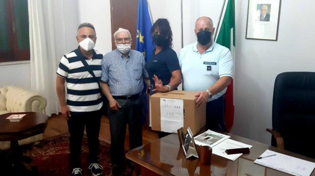 casa circondariale, coronavirus, mascherine, Catanzaro, Calabria, Cronaca