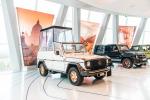 Mercedes, la Papamobile compie 40 anni