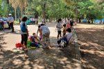 Apre a Messina nuovo centro estivo per ragazzi: le foto dell'inaugurazione col sindaco De Luca
