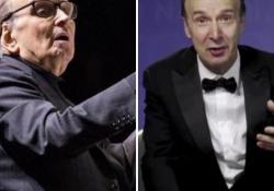 Morricone, il ricordo di Benigni: «La semplicità del genio, Ennio quanto ci mancherai» L'omaggio dell'attore ai Nastri d'Argento - Corriere Tv