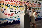 Umberto Mastroianni a Lipari, le foto della mostra al parco archeologico delle Eolie