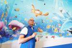Ospedali dipinti, il progetto arriva anche a Messina: opere al policlinico