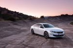 Peugeot 508 Hybrid l'efficienza dell'ibrido Plug-In