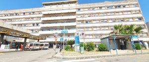 Il Policlinico di Messina, centro Covid provinciale