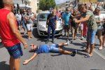Migranti con il coronavirus, proteste ad Amantea: bloccata la statale 18