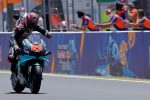 Quartararo vince in Catalogna e torna leader della MotoGp, ritirati Rossi e Dovizioso