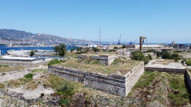 messina, recupero, zona falcata, Nello Musumeci, valentina zafarana, Messina, Politica