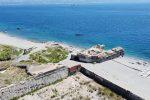 La Falce vista dall'alto, le foto del parco scattate con un drone su Messina