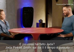 Red table talk, Jada Pinkett confessa a Will Smith il «tradimento» con August Alsina Sposati, ma separati in casa, l'attrice ammette di aver avuto un'altra relazione - Ansa