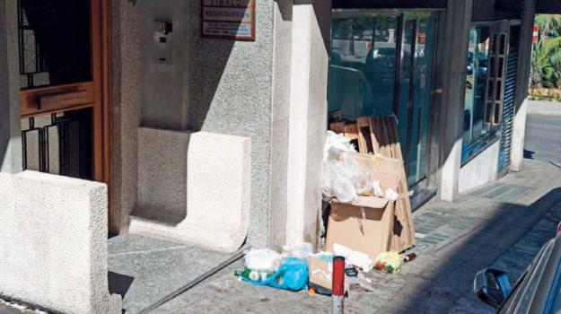 rifiuti reggio, Reggio, Calabria, Cronaca