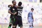 Colpo Sassuolo nel recupero all'Olimpico, terza sconfitta di fila per la Lazio