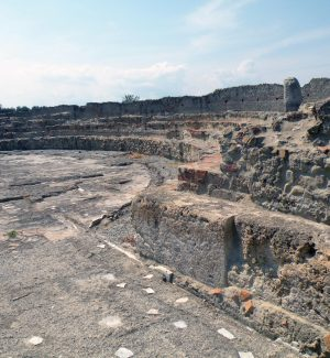 Gli sacvi archeologici di SIbari