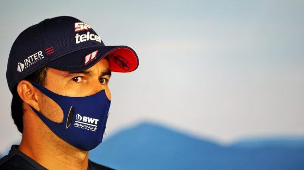 coronavirus, formula 1, Sergio Perez, Sicilia, Sport