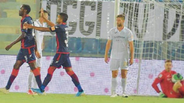 calcio, crotone, serie b, Catanzaro, Calabria, Sport