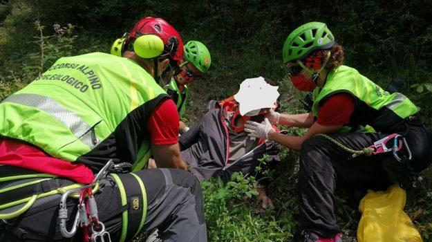 soccorso alpino, Reggio, Calabria, Cronaca