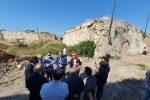 """Real Cittadella di Messina, sopralluogo dei consiglieri comunali: """"Renderla fruibile"""""""