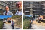 """Messina, nuovo sopralluogo del vice sindaco all'Istituto """"Mazzini-Gallo"""" e Piano Stella"""