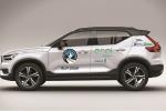 Tre Volvo plug-in hybrid per la spedizione Alpi 2020
