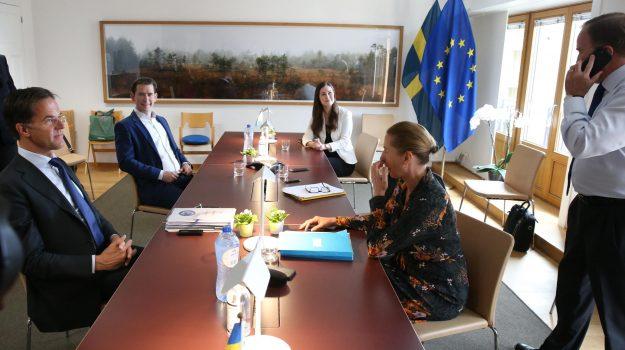 recovery fund, unione europea, Giuseppe Conte, Sicilia, Mondo