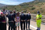 Riapre il Viadotto Imera sulla Palermo-Catania, dopo 5 anni di polemiche: Musumeci diserta l'inaugurazione