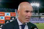 """Zidane dopo la sconfitta con l'Alaves: """"Non me la spiego..."""""""