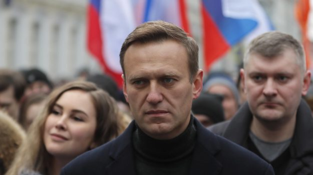 nato, Aleksej Navalny, Jens Stoltenberg, Sicilia, Mondo