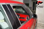 Arpigliano, pregiudicato danneggia 5 auto sotto effetto di cocaina: denunciato