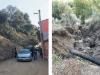 Barcellona, costone a rischio di frane fatali: sgomberati tre edifici a Portosalvo