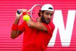 "Berrettini vince e ""punta"" Djokovic ai quarti"