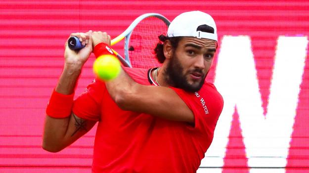 tennis, Matteo Berrettini, Novak Djokovic, Sicilia, Sport