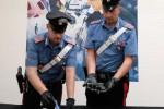 Sorpreso con armi, cocaina e marijuana: 37enne arrestato a Crotone