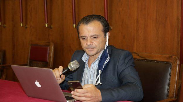 sindaco de luca, Messina, Politica