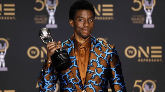 Black Panther, cancro, cinema, tumore, Chadwick Boseman, Sicilia, Mondo