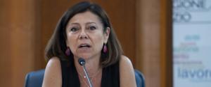 Il ministro delle Infrastrutture, Paola De Micheli