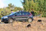 Sopralluogo dei periti nei luoghi di ritrovamento dei corpi di Viviana Parisi e Gioele Mondello