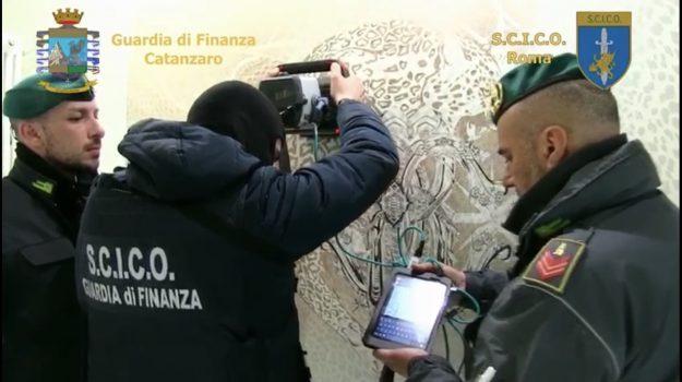 imponimento, ndrangheta, Francesco Iannazzo, Pasquale Rondinelli, Catanzaro, Calabria, Cronaca