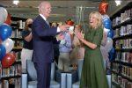 Biden candidato democratico alla Casa Bianca, moglie orgogliosa delle origini siciliane