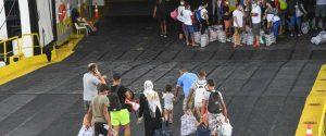 Migranti, venerdì due nuove navi quarantena a Lampedusa