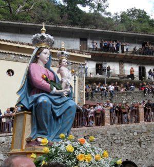 È il giorno della Madonna di Polsi, preghiere nella Locride per monsignor Oliva