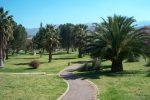 Il parco Nicholas Green di Cosenza