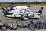 La scure del Coronavirus su Ryanair, nei prossimi 2 mesi tagli del 20% ai voli