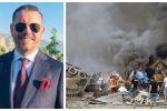 Apocalisse a Beirut, imprenditore di Nicotera sotto choc: vado via