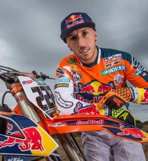 Motocross, il messinese Cairoli trionfa in Lettonia: per lui un primo e un quarto posto
