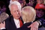 """Usa, ricoverato il fratello di Donald Trump: """"È molto grave"""""""