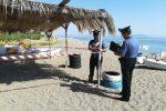Costruzioni abusive sui litorali di Patti e Gioiosa Marea, otto denunce