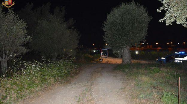 agguato, vibo, Francesco Alberto Purita, Piero Castagna, Catanzaro, Calabria, Cronaca