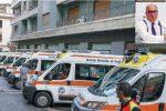Asp di Cosenza, scadute da tempo le revisioni di lettighe e barelle delle ambulanze