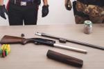Fucile, proiettili e marijuana rinvenuti a Ciminà