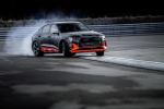 Audi introduce la trazione integrale quattro elettrica